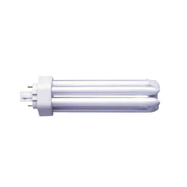 NEC コンパクト形蛍光ランプHfカプル3(FHT) 16W形 3波長形 電球色 業務用パック FHT16EX-L 1パック(10個)