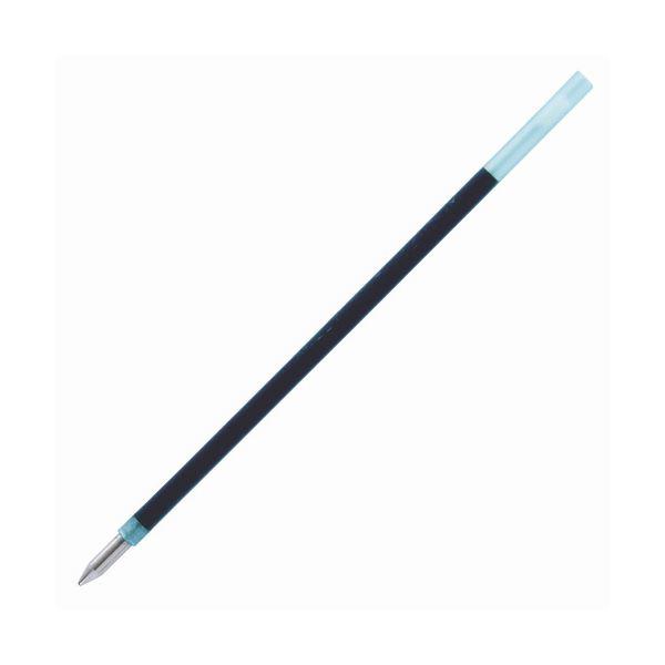 (まとめ) トンボ鉛筆 油性ボールペン替芯 CS2 0.7mm 緑 リポーターオブジェクトK3・K4用 BR-CS207 1セット(10本) 【×30セット】