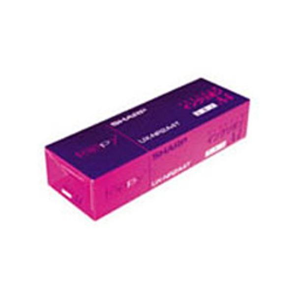 (まとめ) シャープ ファクシミリ用インクリボンA4幅 30m巻 UX-NR2A4T 1箱(3本) 【×10セット】
