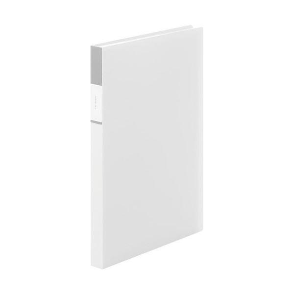 (まとめ) キングジム FAVORITESクリアーファイル(透明) A4タテ 40ポケット 背幅24mm 透明 FV166TWトウ 1冊 【×30セット】