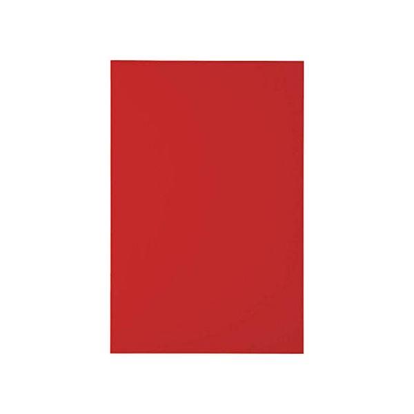 (まとめ) TRUSCOマグネットシート艶有200×300mm 赤 MS-A2-R 1枚 【×30セット】