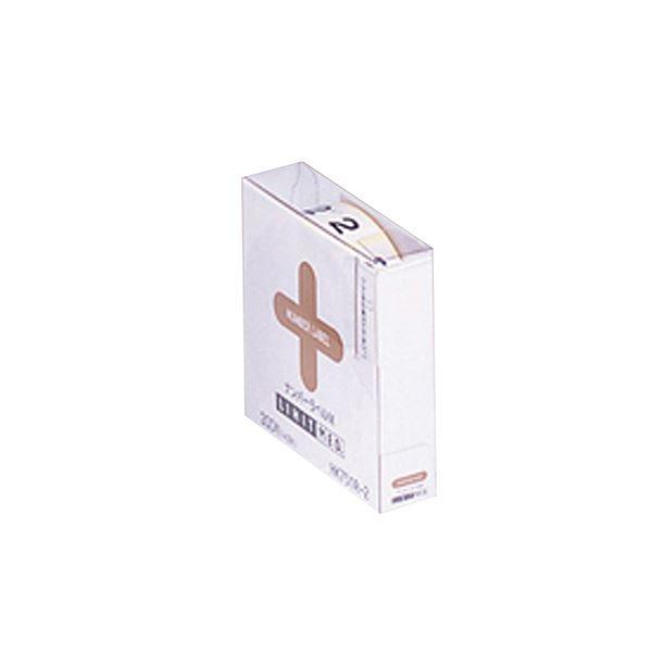 (まとめ) ナンバーラベルM HK751R-2ロールタイプ 「2」 300片入 【×10セット】