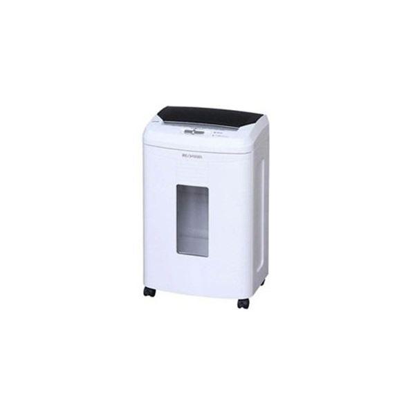アイリスオーヤマ オートフィードクロスカットシュレッダー (A4サイズ/CD・DVD・カードカット対応) ホワイト AFS100C
