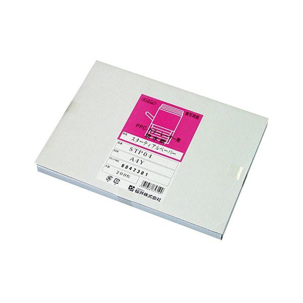 (まとめ) 桜井 スターティアルペーパー A2 T420×594mm STP02 1冊(100枚) 【×5セット】