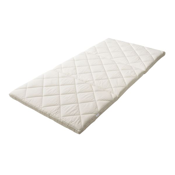 西川 敷きふとん 激安価格と即納で通信販売 Aller-Wall アレル物質対策加工 衛生寝具 ホワイト 1着でも送料無料 代引不可