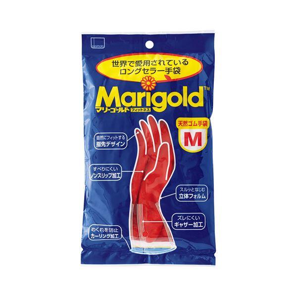 (まとめ) オカモト マリーゴールド フィットネス Mサイズ GM3001-M 1双 【×30セット】