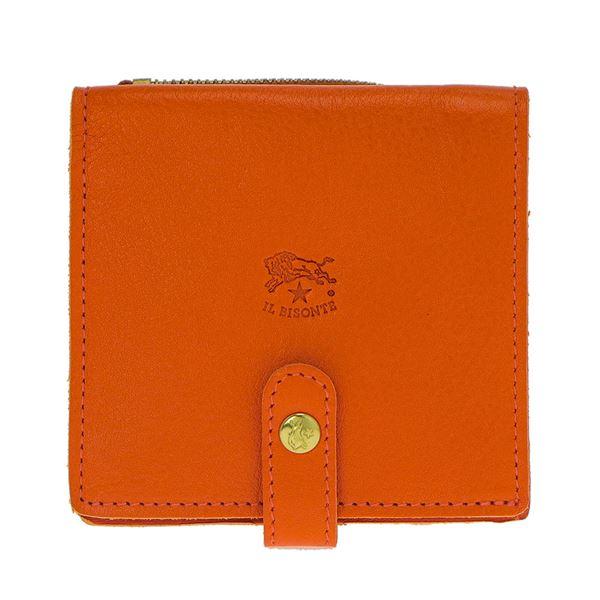 IL BISONTE(イルビゾンテ) C0962/166 二つ折り財布