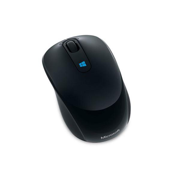 マイクロソフト Sculpt Mobile Mouse Windows/Black/Refresh