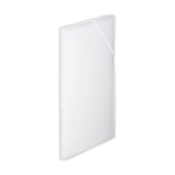 (まとめ) キングジム クリアーファイルホルダーイン A4タテ 8ポケット 透明 6171TW 1冊 【×30セット】