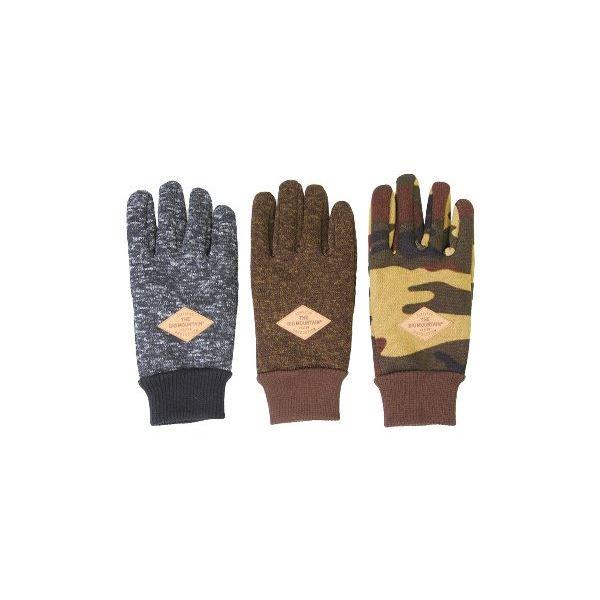 防風フリース 手袋 メンズ 3柄アソート 10双セット
