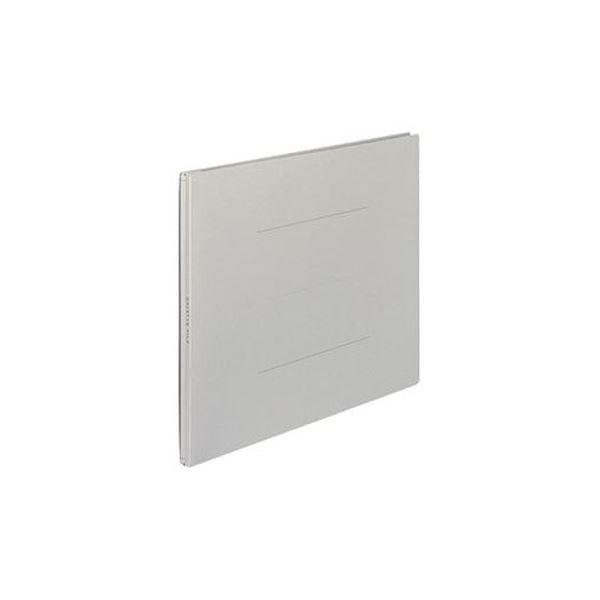 (まとめ)コクヨ ガバットファイル(紙製)B4ヨコ 1000枚収容 背幅13~113mm グレー フ-99M 1セット(10冊)【×3セット】