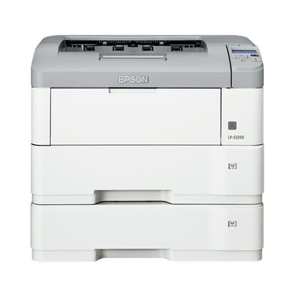 エプソン モノクロページプリンター A3増設1段カセット(550枚)セットモデル LP-S3250Z 1台