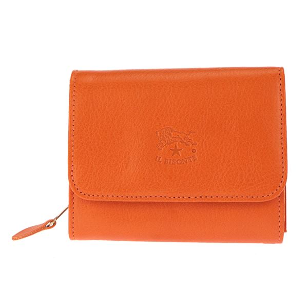 IL BISONTE(イルビゾンテ) C0883/166 二つ折り財布