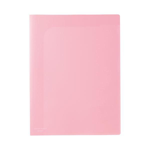 (まとめ)ビュートン スマートホルダー NSH-A4-2CP ピンク【×100セット】