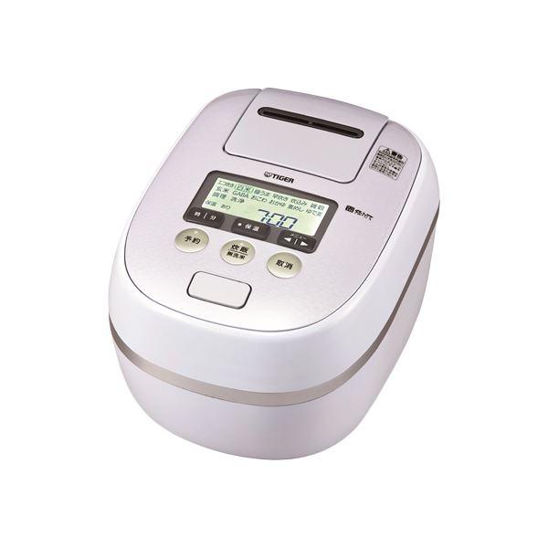 タイガー魔法瓶 圧力IH炊飯ジャー 3.5合炊き アーバンホワイト JPD-A060WE