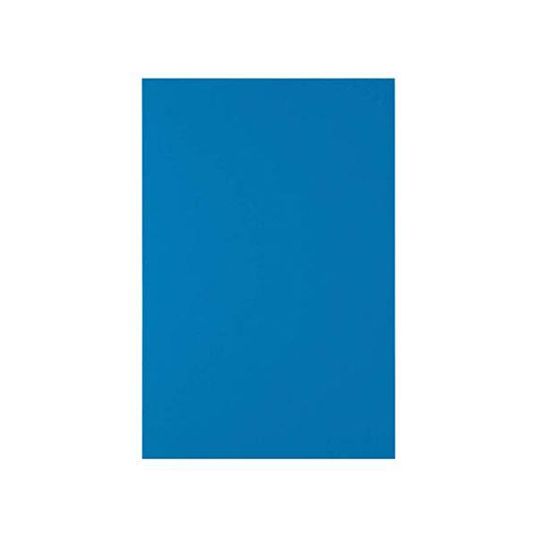 (まとめ) TRUSCOマグネットシート艶無200×300mm 青 MS-N2-B 1枚 【×30セット】