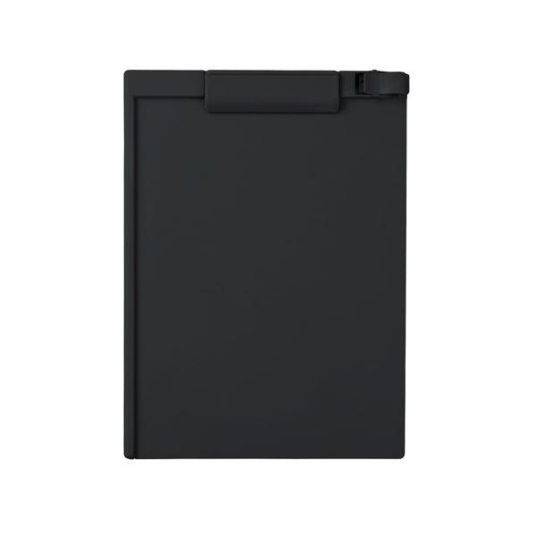 買取 オリジナルのフラットクリップを採用 超薄型なので重ねてもOK まとめ セキセイ クリップボード A4タテ 10枚 ブラック ×3セット SSS-3056P-BK 1セット 売り出し