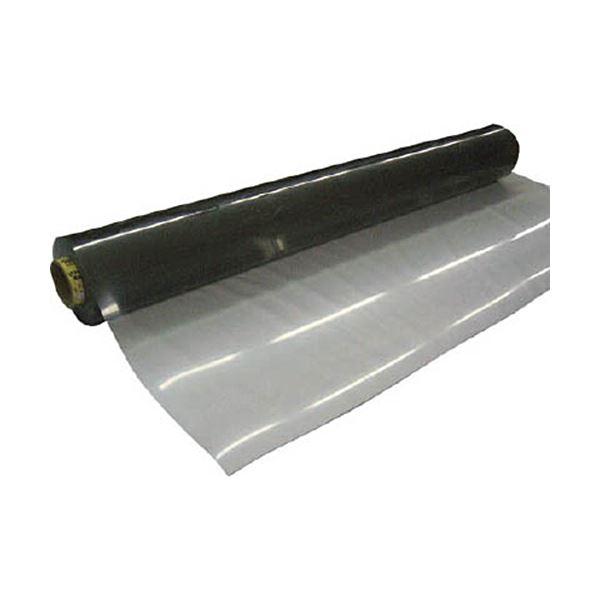 表面:ベタつき防止・静電気防止・抗菌処理を施していますので、いつも清潔・快適です。 明和グラビア 3点機能付透明フィルム91cm×10m×1mm厚 MGK-9110 1巻