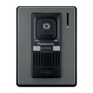 Panasonic カラーカメラ玄関子機 VL-V522L-S