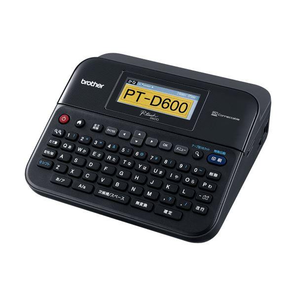 (まとめ)ブラザー ピータッチ PT-D6001台【×3セット】