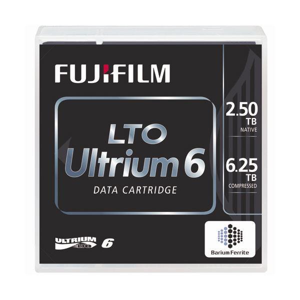 (まとめ)富士フイルム LTO Ultrium6データカートリッジ 2.5TB LTO FB UL-6 2.5T J 1巻【×3セット】