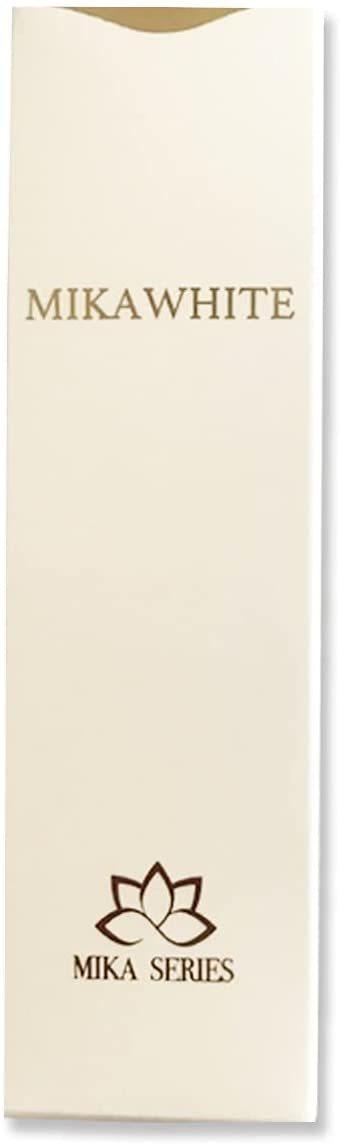 輝く美白歯 ミカホワイト 初売り MIKA ランキングTOP10 WHITE 30g オーラルケア 口臭対策 医薬部外品 歯磨き
