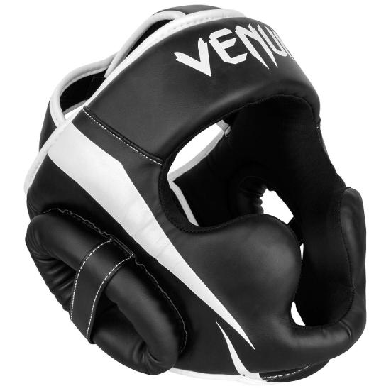 VENUM ヴェナム UFC ONE MMA 総合 格闘技 キック ボクシング VENUM ヴェナム ELITE ヘッドギア - ブラック/ホワイト ヘッドガード ベナム VENUM-1395-108 格闘技 キックボクシング 総合