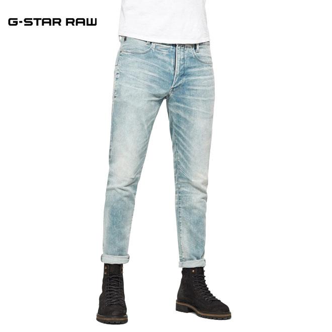チノパンスタイルのウェルトバックポケットを含め全部で9つのポケットを装備 ジースター ロウ D-Staq 3Dスリムジーンズ 期間限定で特別価格 デニム G-STAR 3D Jeans Slim ディースタック ランキング総合1位 メンズ D05385-C430-B836 RAW