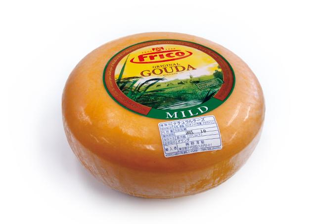 返品送料無料 日本で一番親しまれているチーズ ゴーダ 90g オランダ 公式ストア セミハードタイプチーズ