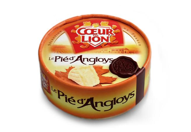 ピエダングロワはリッチでマイルドなウオッシュタイプチーズ 海外限定 ピエダングロワ 信頼 ウオッシュタイプチーズ フランス