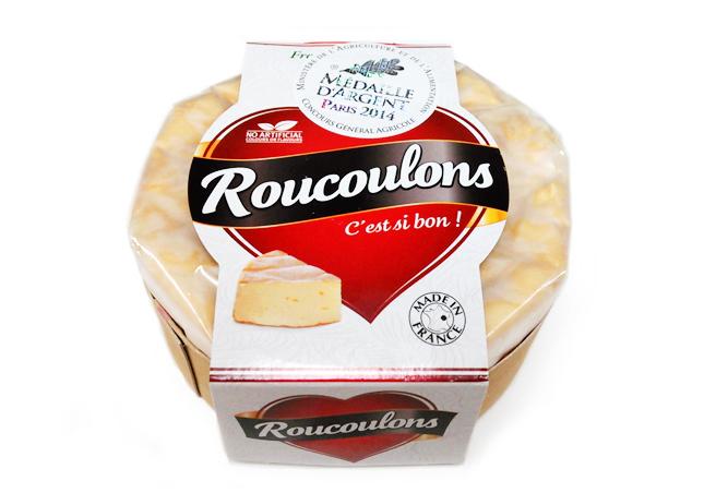 ウオッシュタイプチーズ入門に最適 即出荷 信託 ルクロン ミニ フランス ウオッシュタイプチーズ