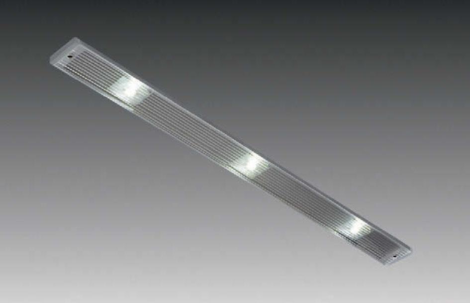 薄いバー状のLEDライトです Hera LEDライト 売却 LED-FLATLIGHT型 記念日 LED-FLATLIGHT-3