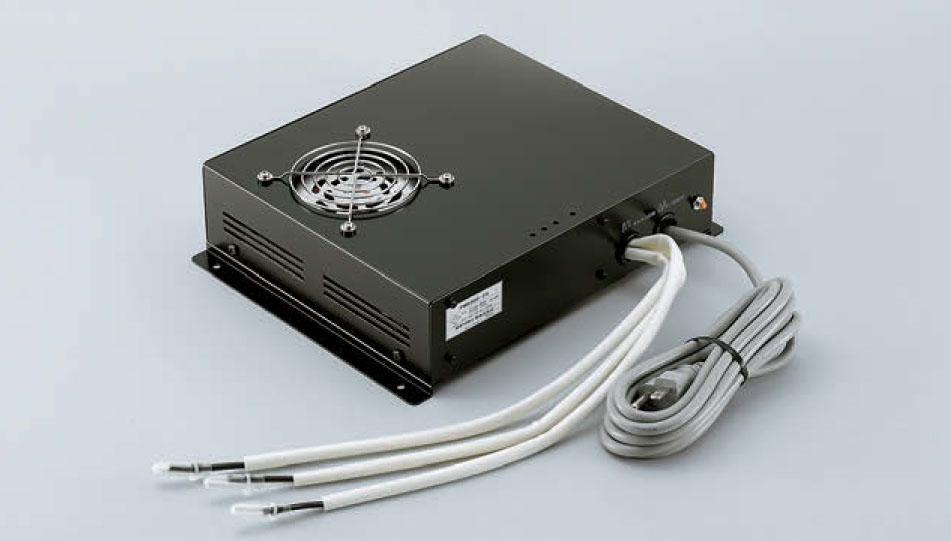 ☆☆エントリーでポイント増量中☆☆ランプ印 直流電源装置 PWR300-24 リークプロテクター付
