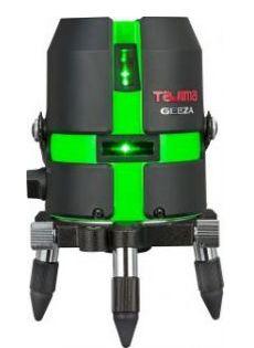 タジマ【GZA-KYR SET】GEEZA-KYR受光器・三脚セット!(グリーンレーザー) 高精度 矩・横・両縦レーザー.