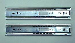 ランプ印の低価格スライドレールです 大決算セール スガツネ ランプ 3段引スライドレール 左右1セット 完全スライド 4518-400 激安格安割引情報満載