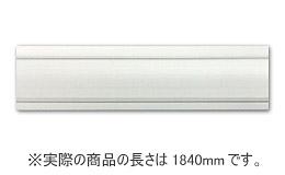 パネフリ工業 PLA-11174 PW ネームエッジ ホワイト 【30mm巾用】 5本セット ※代引き出荷不可