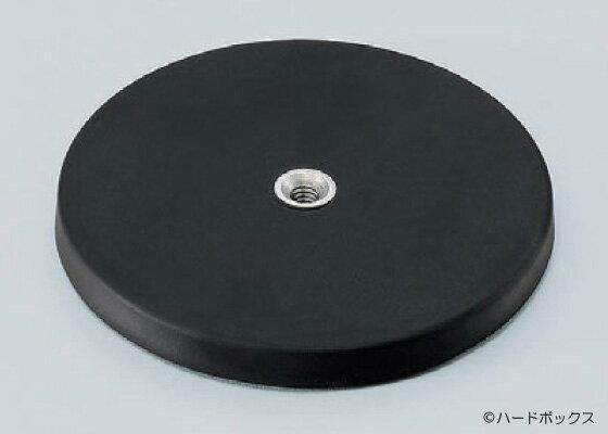 大型強力マグネットキャッチ DIG88 【φ89】 ブラック