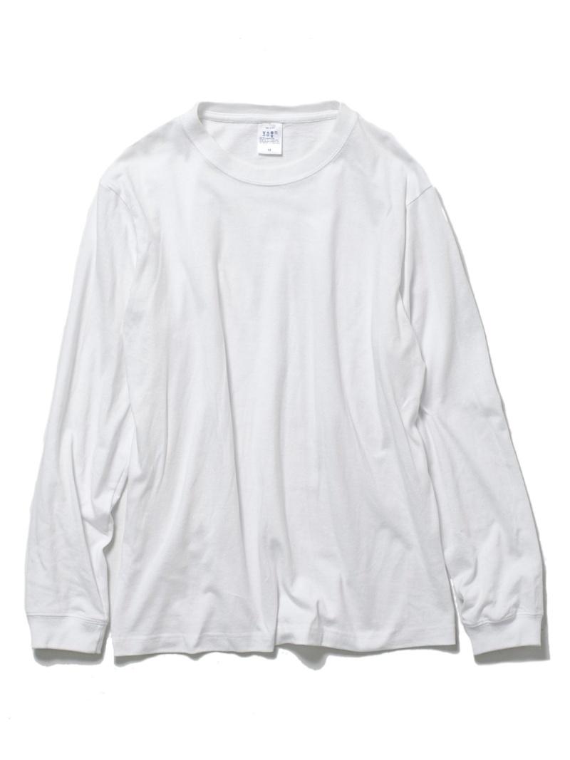 CLEAR IMPRESSION レディース カットソー クリアインプレッション 5.6オンス ロングスリーブTシャツ Uネックカットソー 捧呈 Rakuten ベージュ トレンド ブラウン Fashion パープル 送料無料 ホワイト