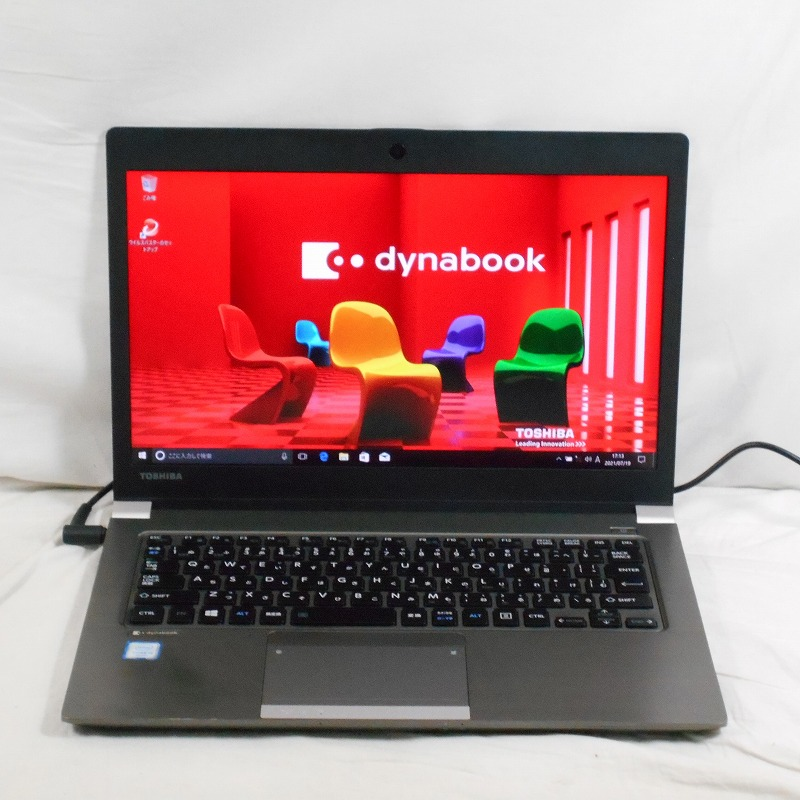 リモートワークにお勧め 10%OFFクーポン 9 25限定 中古 激安価格と即納で通信販売 中古パソコン ノートパソコン DynaBook R63 D PR63DECAD47AD11 ヤマダ TG 6200U Win10Pro メモリ8GB セール 1年保証 SSD256GB ホールディングスグループ 13インチ 2.3GHz Corei5