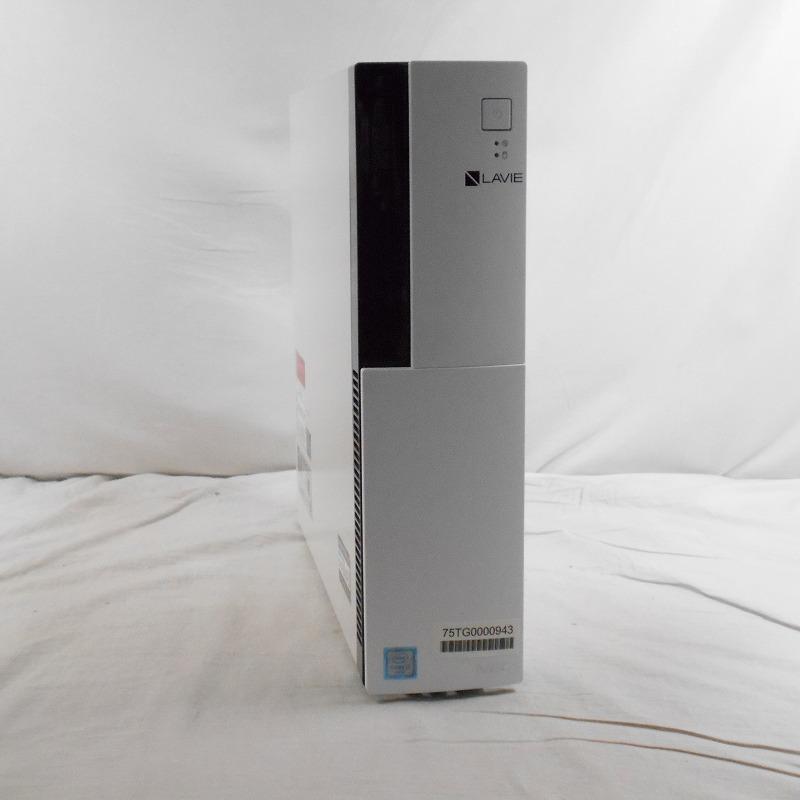 リモートワークにお勧め 10%OFFクーポン 9 25限定 卸売り オータムセール 中古 中古パソコン デスクトップパソコン NEC LAVIE DT150 DAW ご注文で当日配送 PC-DT150DAW HDD1TB 1年保証 Win10Home 6100 メモリ8GB E 3.7GHz Sマルチ Corei3 TG ホールディングスグループ ヤマダ