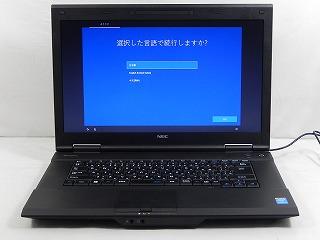 【中古】NEC VersaPro VK27M/X-J/PC-VK27MXZDJ/Corei5 4310M 2.7GHz/メモリ4GB/HDD500GB/DVDRW/CDRW/15.6インチ/Win10Home【1年保証】【E】【TG】