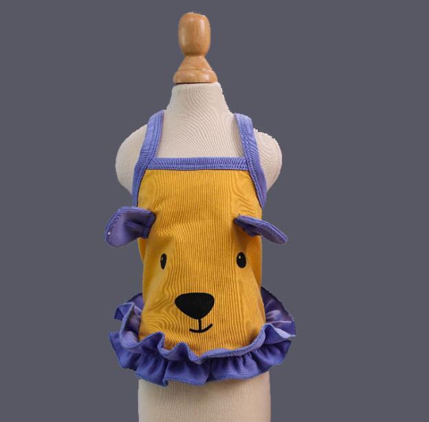 春夏新作 超可愛いペット服☆ ペット用スカート 犬用スカート いよいよ人気ブランド 犬服 数量限定アウトレット最安価格