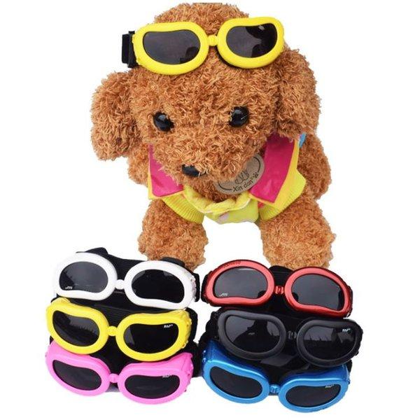 紫外線対策用 小型ゴーグルメガネ サングラス ゴーグルメガネ ゴーグル 紫外線対策 低価格 春の新作シューズ満載 白内障予防 小型犬用メガネ