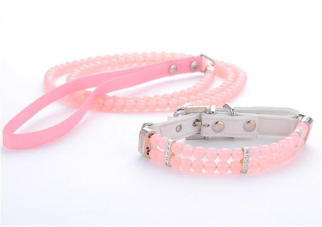 ナイトライトビーズ 与え ピンク 正規品 パールチェーンピンクセット リードセット