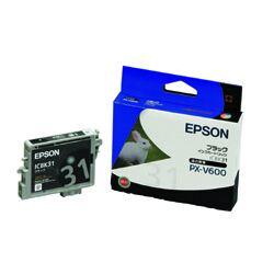 EPSON純正インク 送料無料でお届けします 人気の製品 ICBK31 ブラック