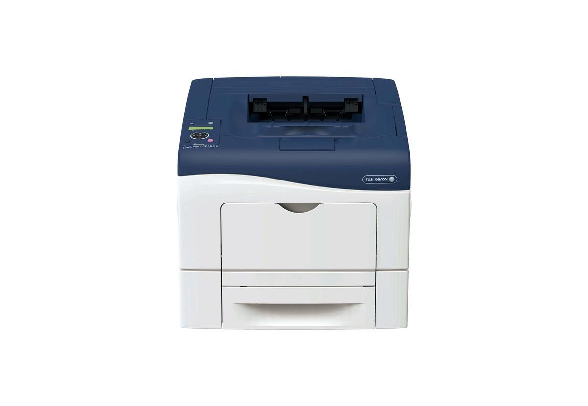 XEROX DocuPrint CP400d II A4カラーレーザープリンタ