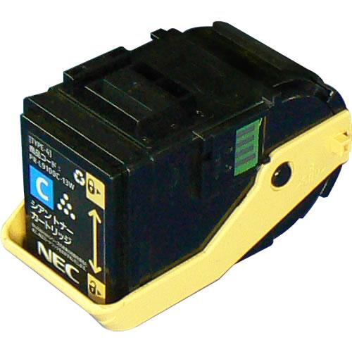 NEC 純正品 PR-L9100C-13 トナーカートリッジ シアン
