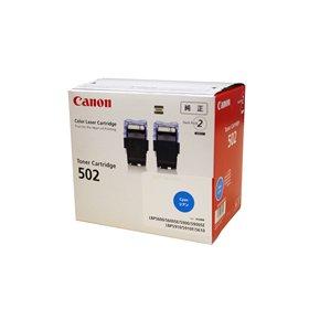 CANON 純正品 トナーカートリッジ502 2P シアントナー2本入り【送料無料】