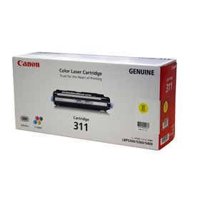 CANON 純正品カートリッジ311 イエロートナー【送料無料】