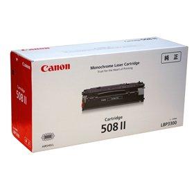 CANON 純正品カートリッジ508II【送料無料】